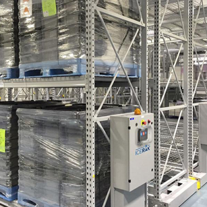 Climate Controlled Warehouse Storage