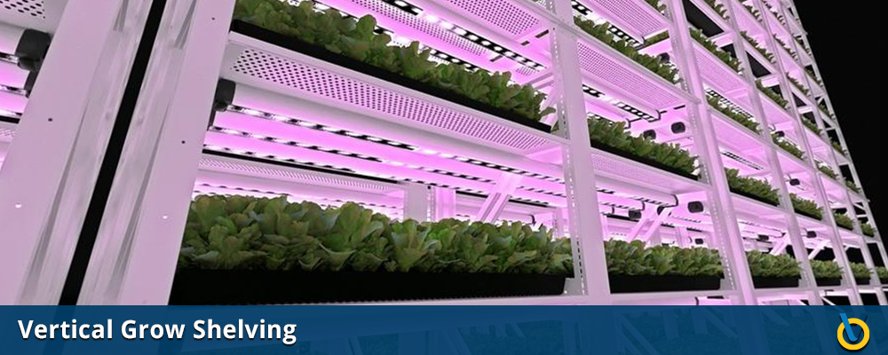 Grow Shelving Systems