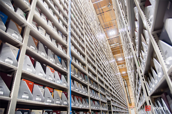 Industrial Shelving & Racking - High Density Shelving Systems