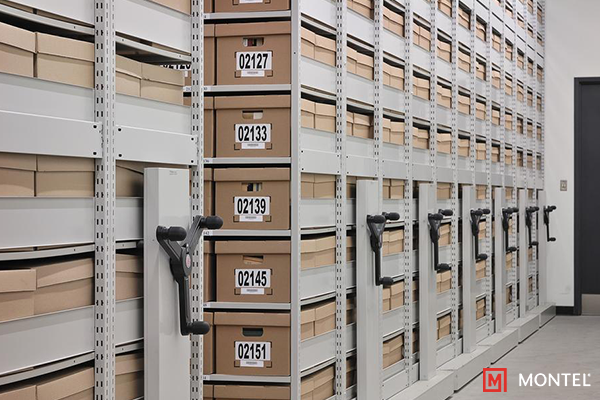 Long Term Storage Solutions for Evidence & Archives