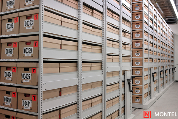 Record Storage & Archive Systems
