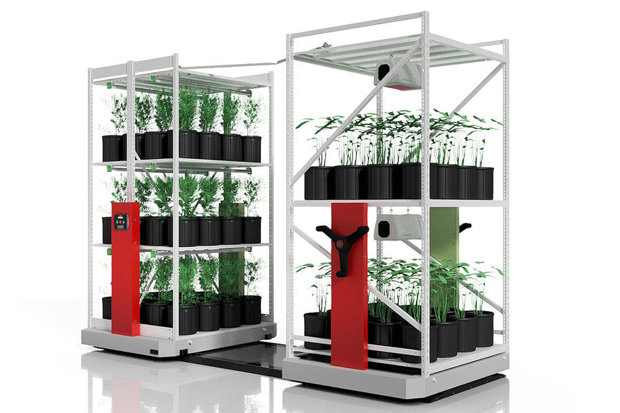 Mobile Cultivation Systems
