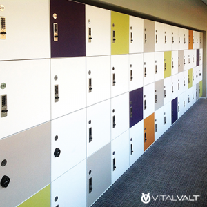 Wall Lockers - Locker Modular Millwork - Storage Casework Lockers