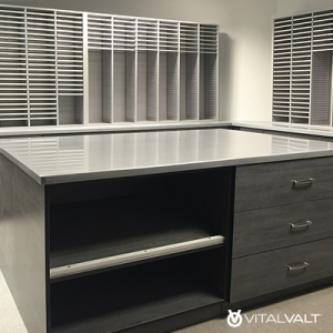 Modular Mailroom Casework - Mail Room Furniture - Mailroom & Copy Room Casework