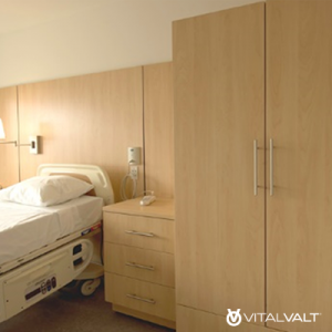 Modular Casework for Healthcare Storage - Medical Modular Casework