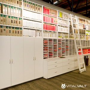 Office Wall Cabinets - Office Base Cabinets - Office Millwork - Office Furniture