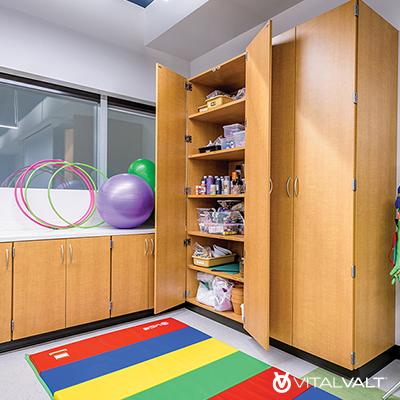 Healthcare Storage Shelving - Medical Storage Cabinets