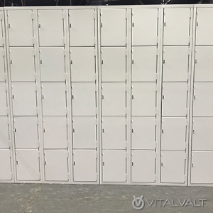 Apartment Package Lockers - Smart Electronic Locker Systems