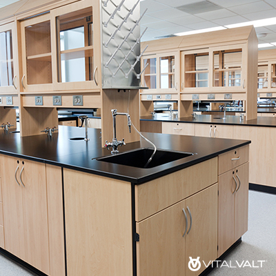 Lab Casework for University & Classroom