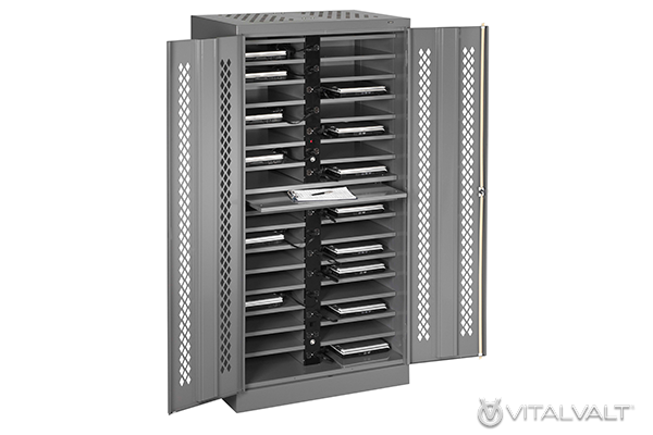 Laptop Security Carts & Cabinets