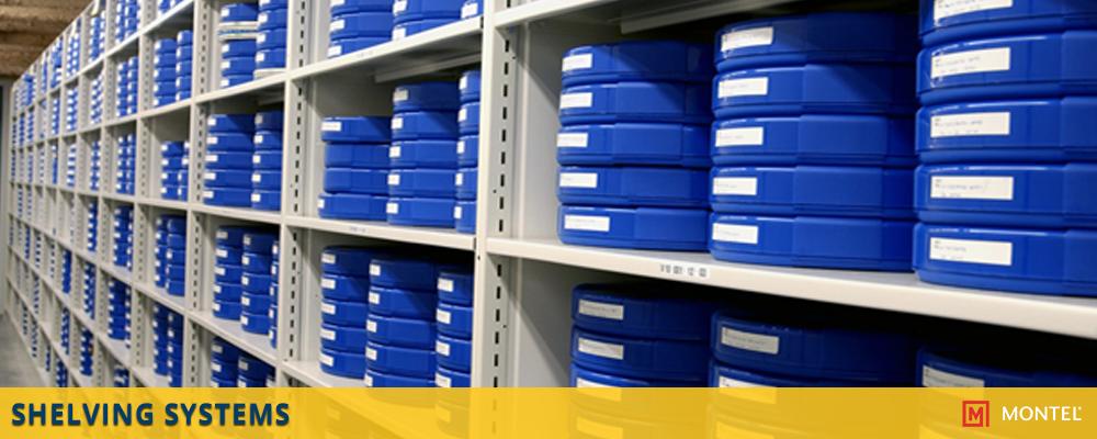 Storage Shelving - Shelving Units