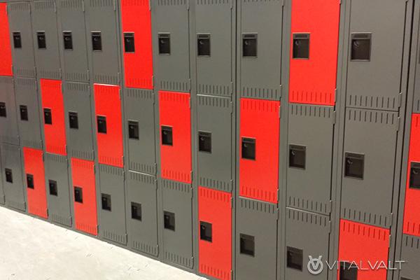 Event Locker Storage - Personal Item Locker Storage
