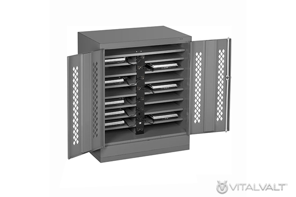 Laptop Locker Cabinet - Computer Cabinet - Charging Lockers