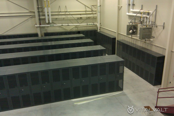 Deployment Storage - Military Lockers