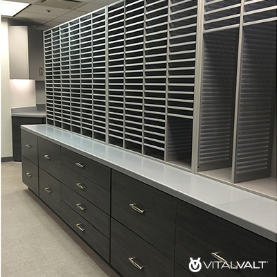 Sorting Furniture for Mail Rooms & Mail Stations - Office Document Sorters