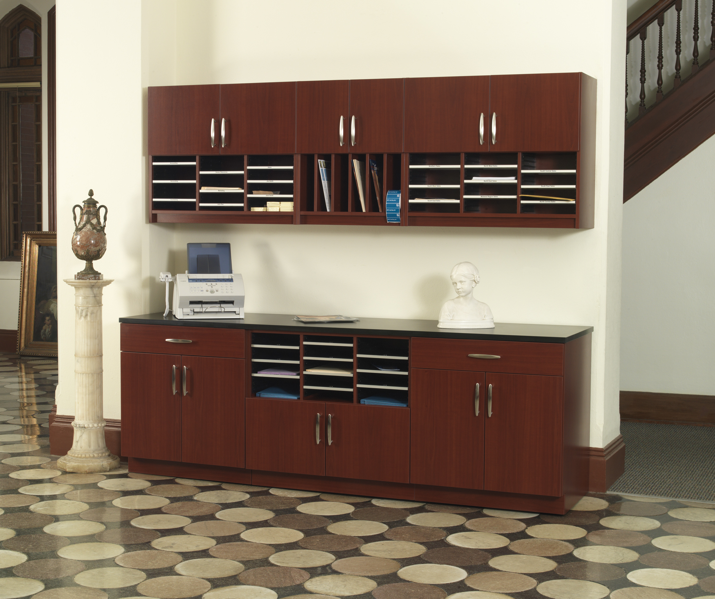 Custom Mailroom Furniture Mailroom Furniture Systems