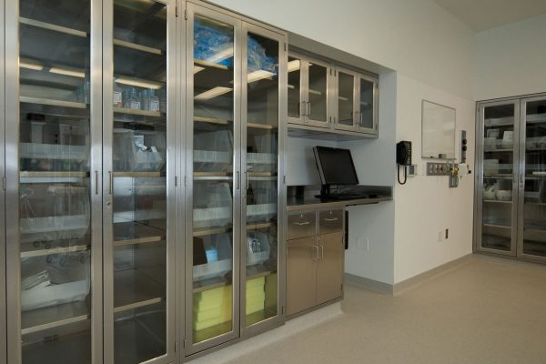 Stainless Steel Laboratory Cabinets