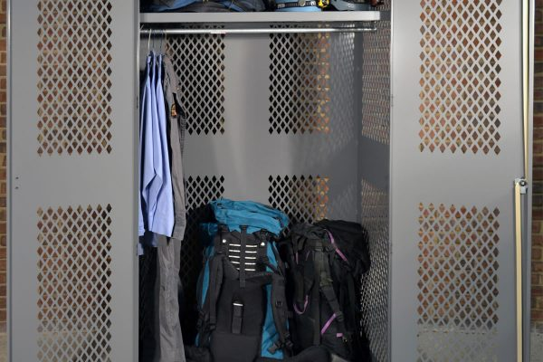 TA50 Gear Locker