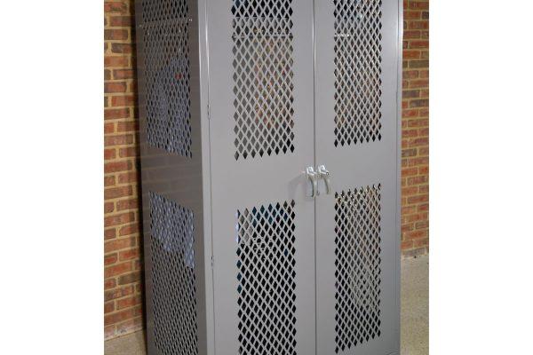 TA50 Gear Storage Locker