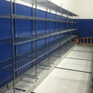 Bio Medical Mobile Wire Shelving, Bio-Medical Storage Systems