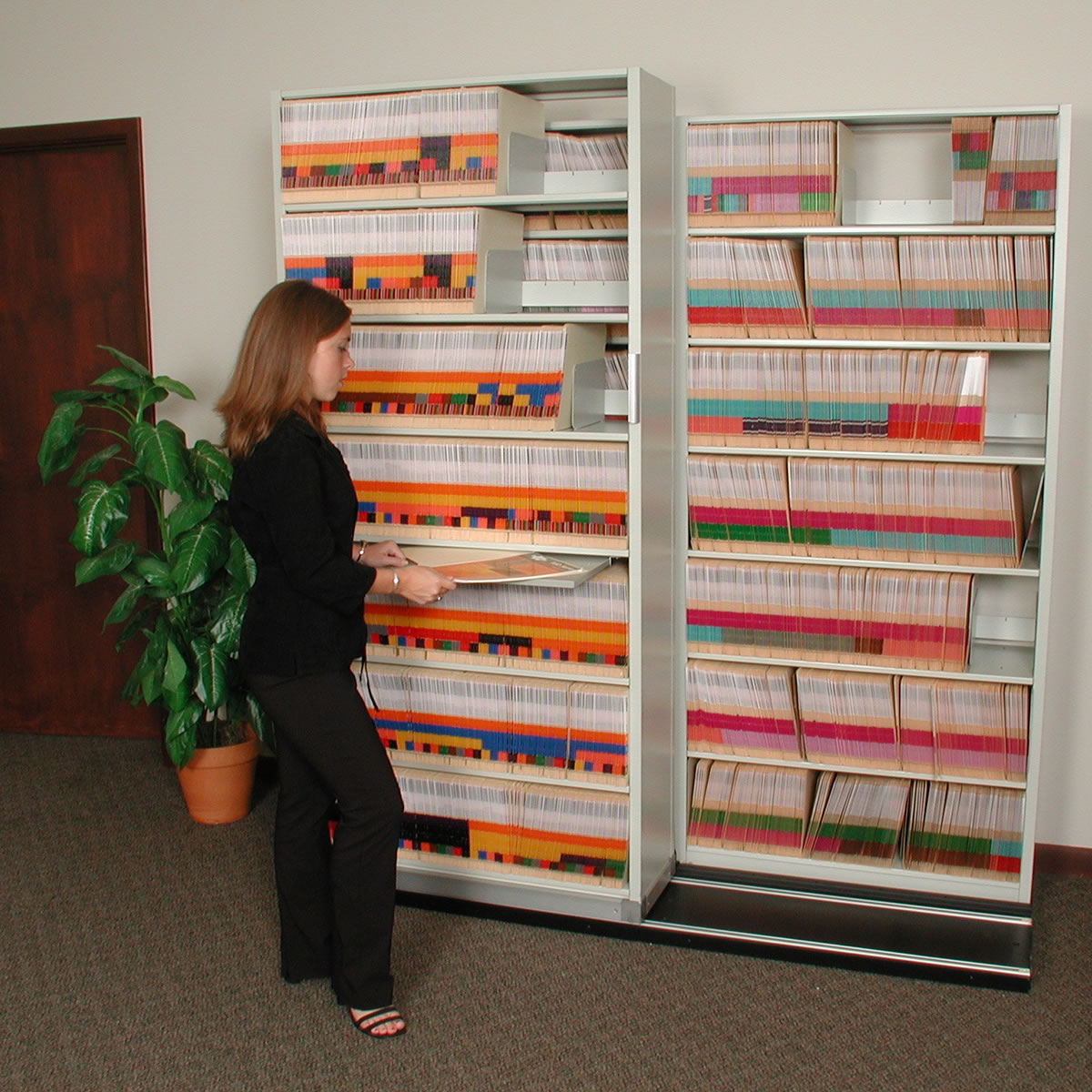 Healthcare Filing Amp Storage Systems