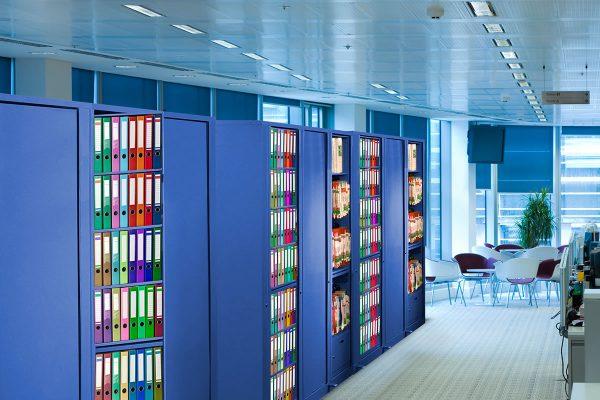 Binder Storage System, Office Storage