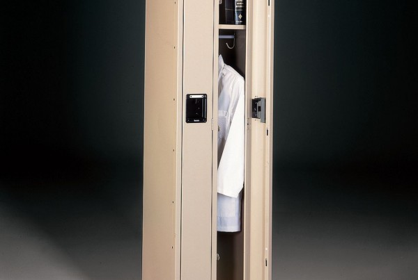 Duplex Storage Lockers