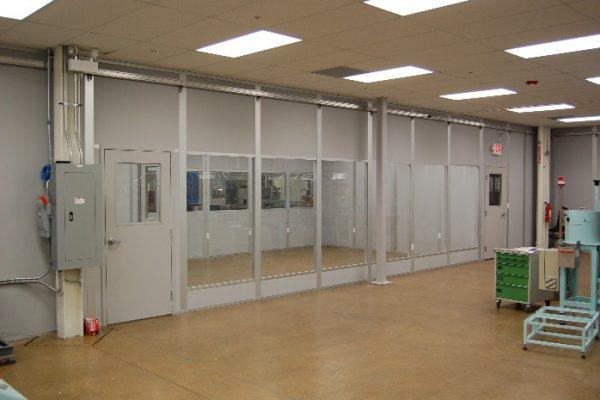 Modular Cleanroom Enclosure