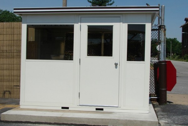 Modular Guard Buildings and Booths