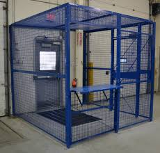 Driver Access Cages