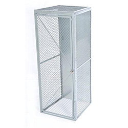 Wire Storage Lockers