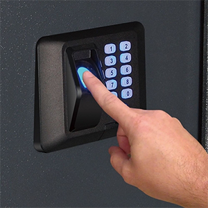 Vital Valt Biometric Scan - Secure Storage Solutions