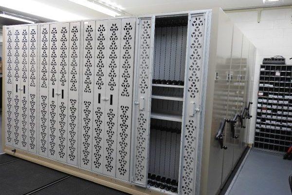 Armory Storage - Law Enforcement Storage