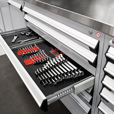 Automotive Modular Drawer System - Auto Parts