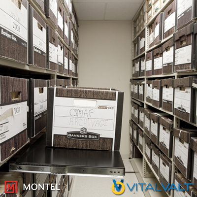 Box Shelving - Storage Box Shelving
