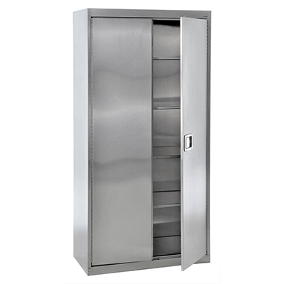 ISO 3 - ISO 5 Bulk Storage Cabinets - Stainless Steel Cabinets