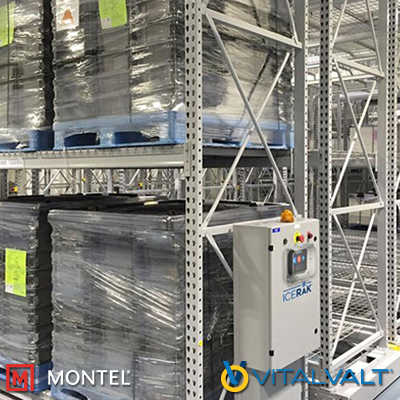 Industrial Climate Controlled Storage Systems