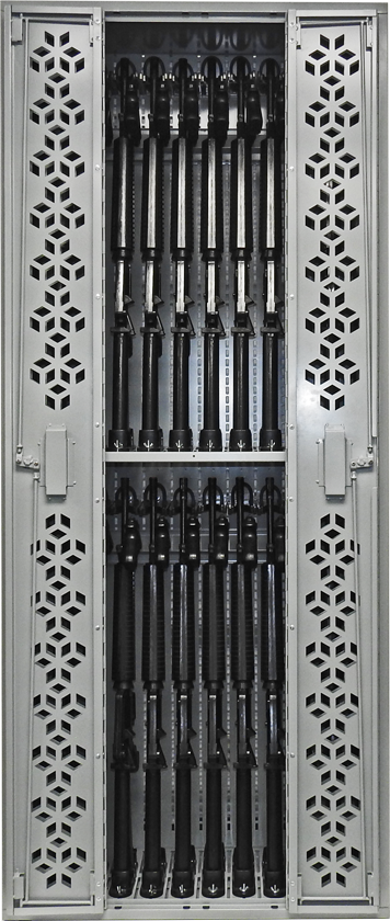 Combat NSN Weapon Rack - Weapon Storage