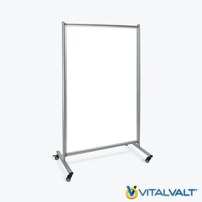 Office Space Dividers - Dry Erase Board Partitions