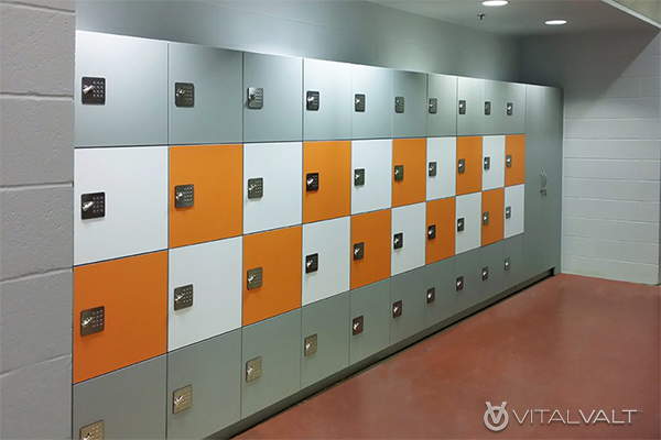 Mail Delivery Locker Storage - Package Deliver Lockers