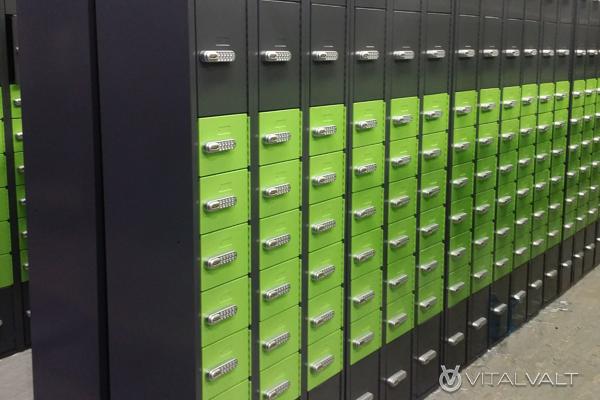 Temporary Small Locker Storage - Convenient Storage
