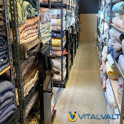 Fabric Storage - High Density Fabric Storage System
