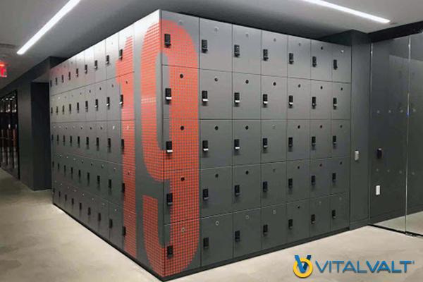 Parcel Locker System