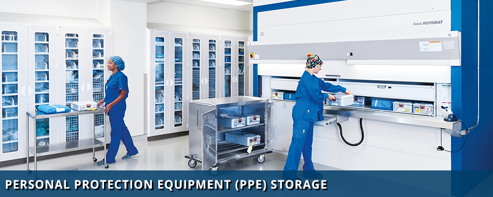 Medical Storage Solutions - Personal Protection Equipment