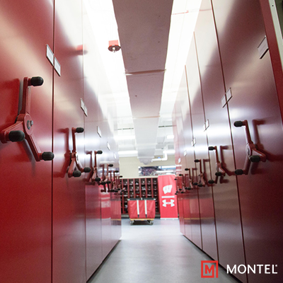 Athletic Locker Storage Systems