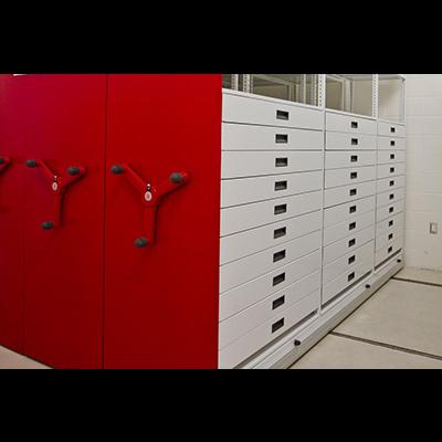 Mobile Drawer Storage System