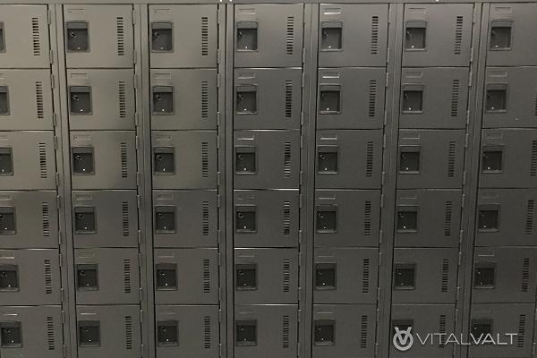 Digital Mailbox - Digital Parcel Lockers