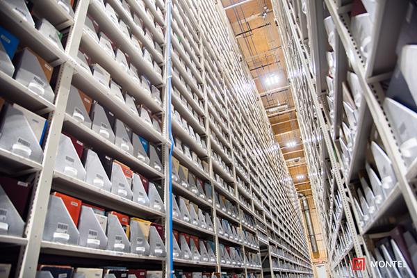 Industrial Shelving & Racking - High Density Shelving Systems