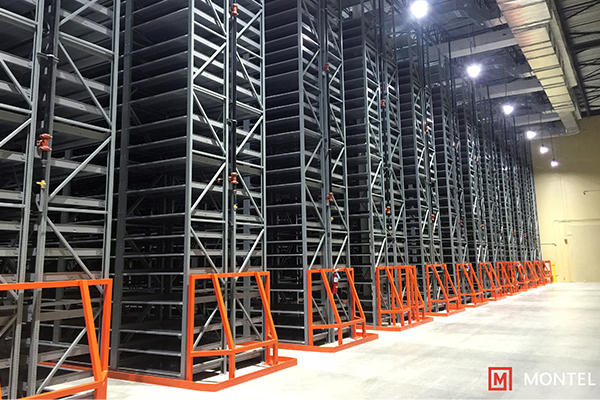 Industrial High Bay - Warehouse Storage Systems - Warehouse Shelving Systems
