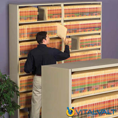 LT Shelves - Static L&T Shelving Units